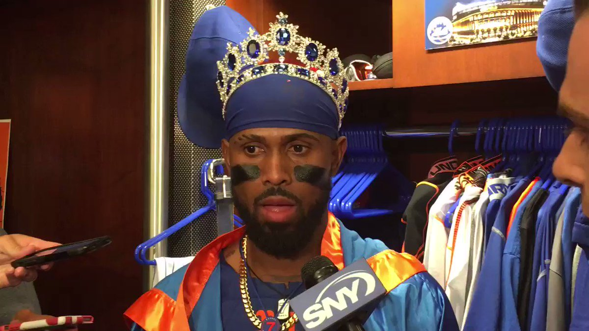.@lamelaza_7 talks about the importance of finishing strong. #MetsWin https://t.co/p9qFLrGA1U
