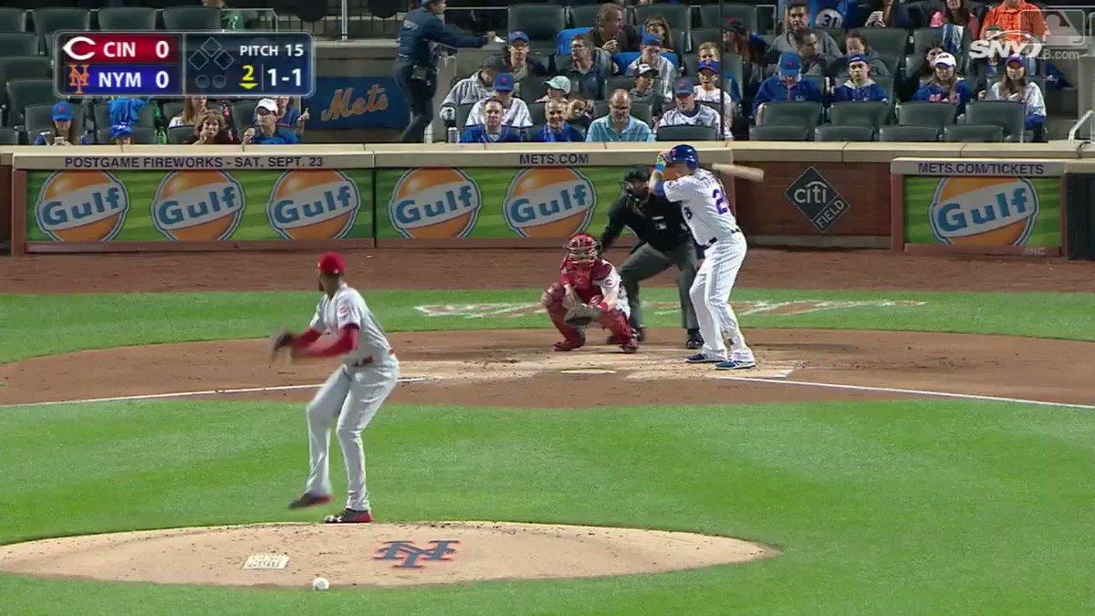 First four-bagger! @TravisTaijeron hit his first major league home run. https://t.co/nbNtEIo46y https://t.co/wTwZGlh3TO