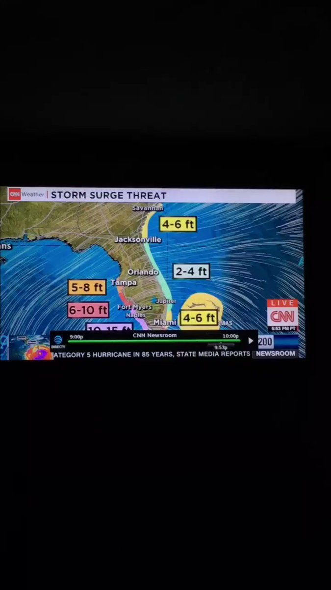 RT @Jay485: Watching #CNN about #HurrcaneIrma and this happened 😂😂😂😂 https://t.co/gENaYLXevJ