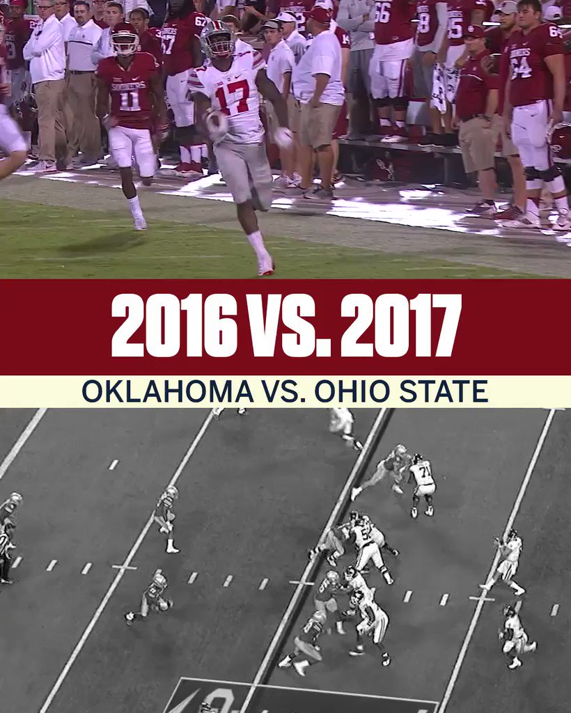 What a difference a year makes. https://t.co/C8E6Ib1qXD