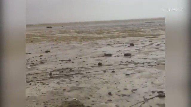 نتيجة بحث الصور عن اختفاء الماء من بحر الباهاماس بسبب إعصار إيرما