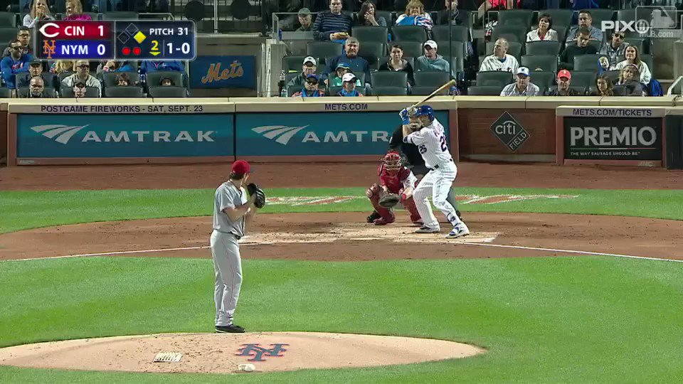 Crushed! Kevin Plawecki unloaded on this one. https://t.co/QVwpS8ijKe https://t.co/VbpN9ubpyH
