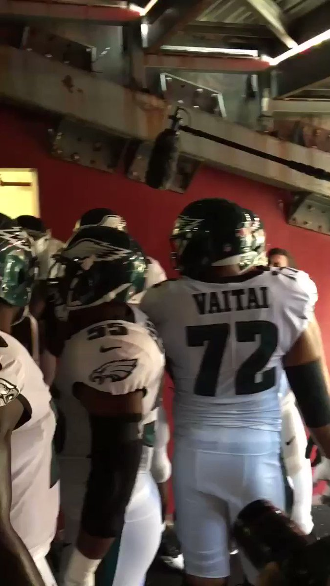 Play for each other. #FlyEaglesFly https://t.co/XpwR33EU3J
