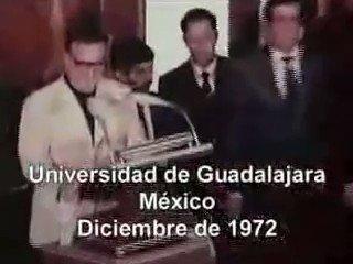 RT @17jordani: FALTAN ALLENDES EN EL MUNDO: UNIVERSIDAD DE GUADALAJARA MEXICO 1972 #AllendeVive #Diada2017 https://t.co/CNdqfuTduk