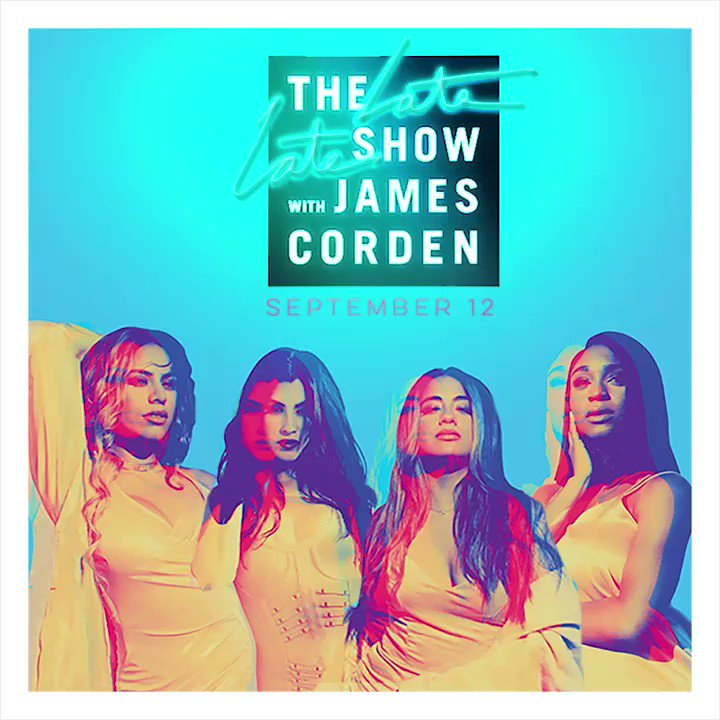 Tomorrow!!! Tune in for @fifthharmony on the @latelateshow with @JKCorden ���� #HeLikeThat https://t.co/VHcxft6SsX