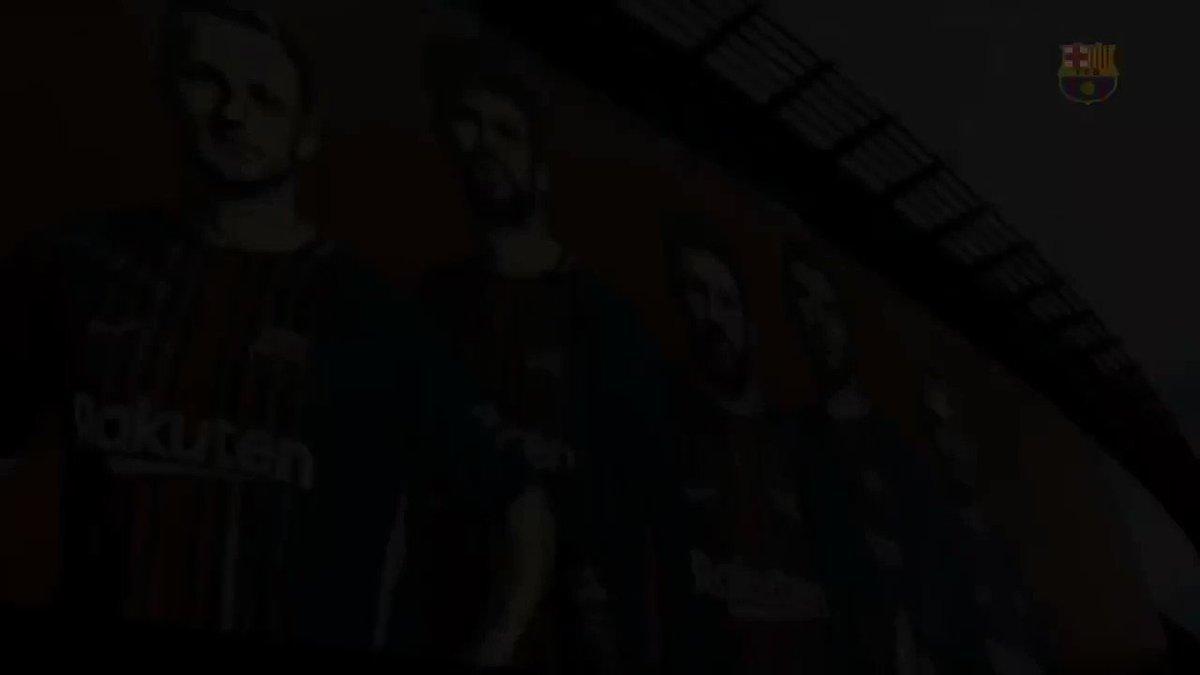 RT @FCBarcelona: ???? Champions League #ForçaBarça ???????? https://t.co/zhPPOu1pKg