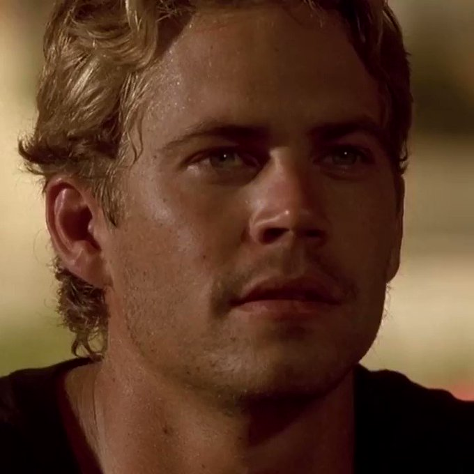 Happy Birthday, Paul Walker... Ride in paradise.
