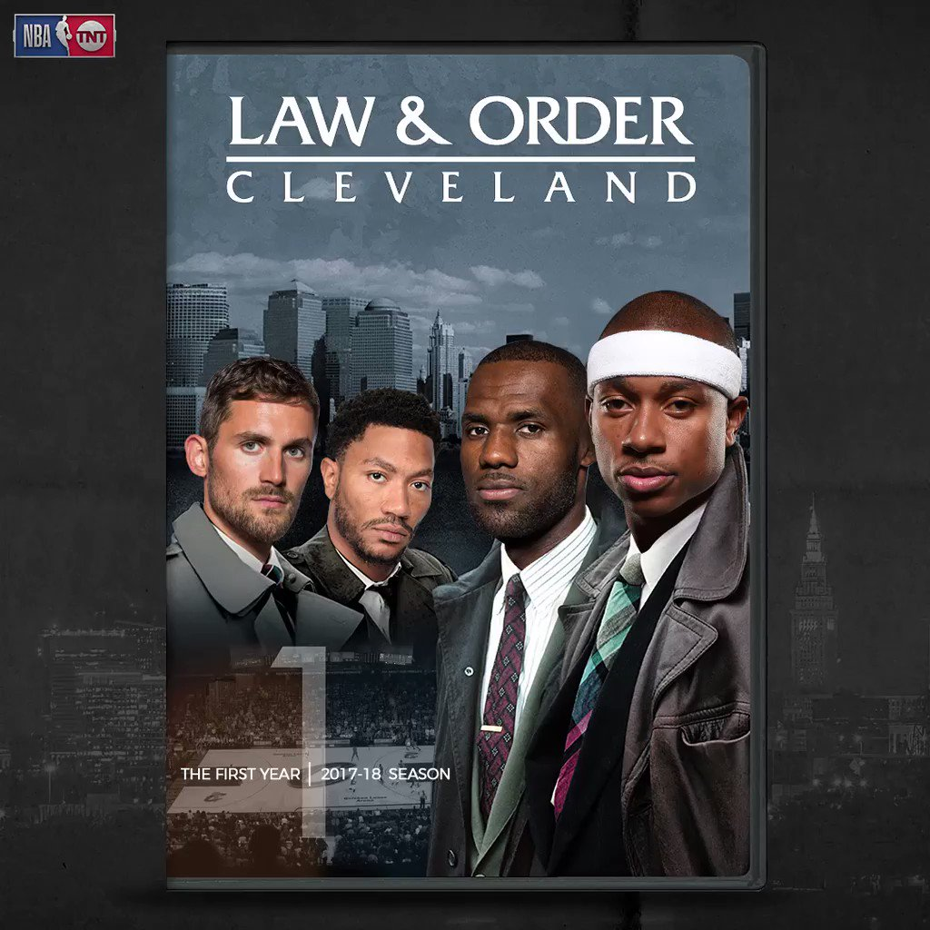 In Cleveland, a new quest for a championship has started.  These are their stories. https://t.co/KIIS7JUGjk