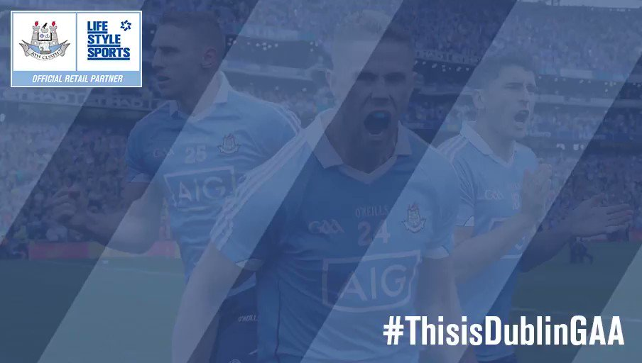 Congrats to @DubGAAOfficial! Three in a row! Up the Dubs! #ThisIsDublinGAA https://t.co/JuUHTIFlYu