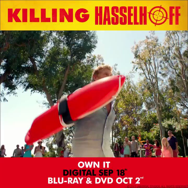 RT @DavidHasselhoff: My new film #KillingHasselhoff is available now on digital in the UK. Out on DVD 2 Oct! https://t.co/lxGTC0QOM8