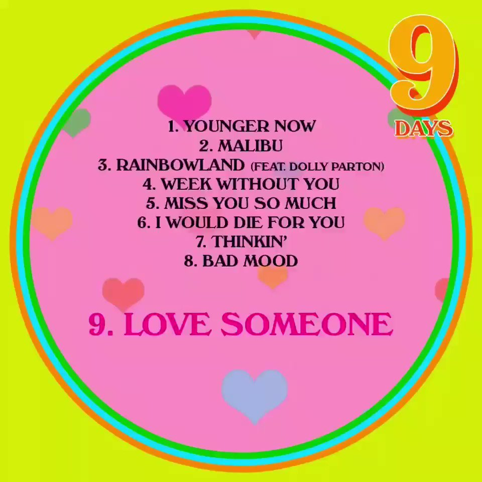 #LoveSomeone �������� #YoungerNow 9 days!!!! https://t.co/jwwy49AUMM https://t.co/y3OUG8Qx8M