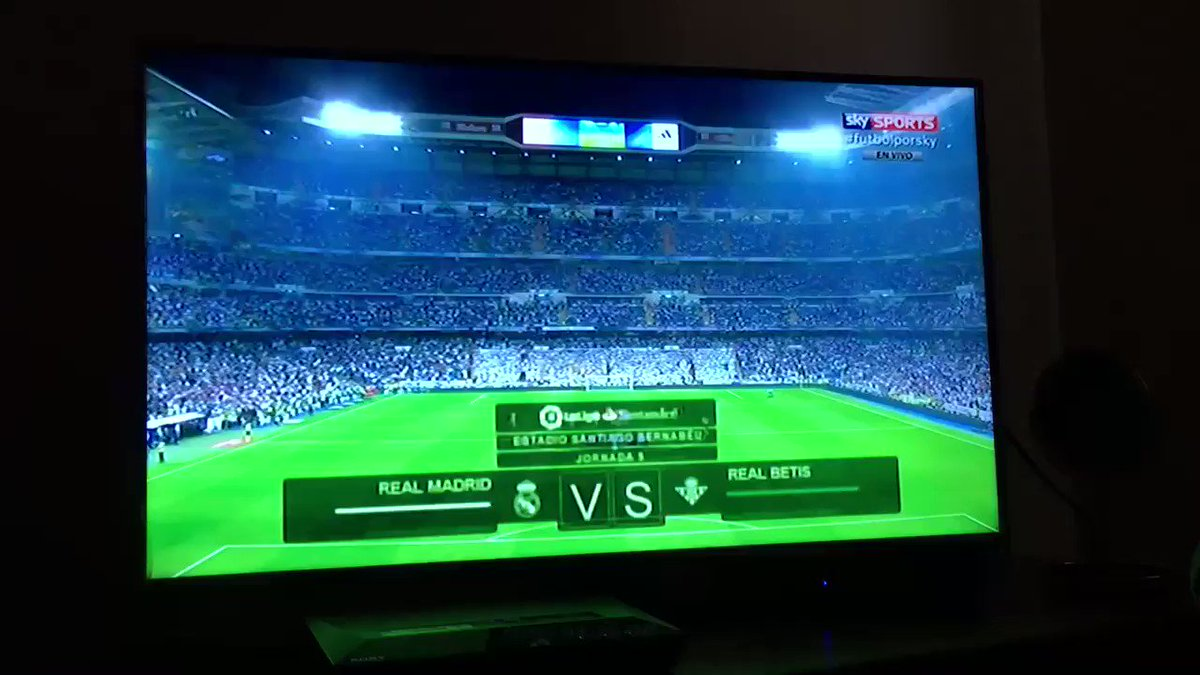El Bernabéu desangra al Madrid betis