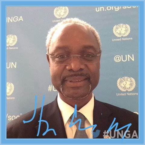 Global challenges require global solutions. @ibrahimthiaw from @unep is at #UNGA this week. https://t.co/oU0WC9iWCp https://t.co/FZbxaGXJbg