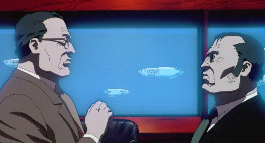 Key Animation: Toshiyuki Inoue (井上 俊之)Movie: Ghost in the Sh