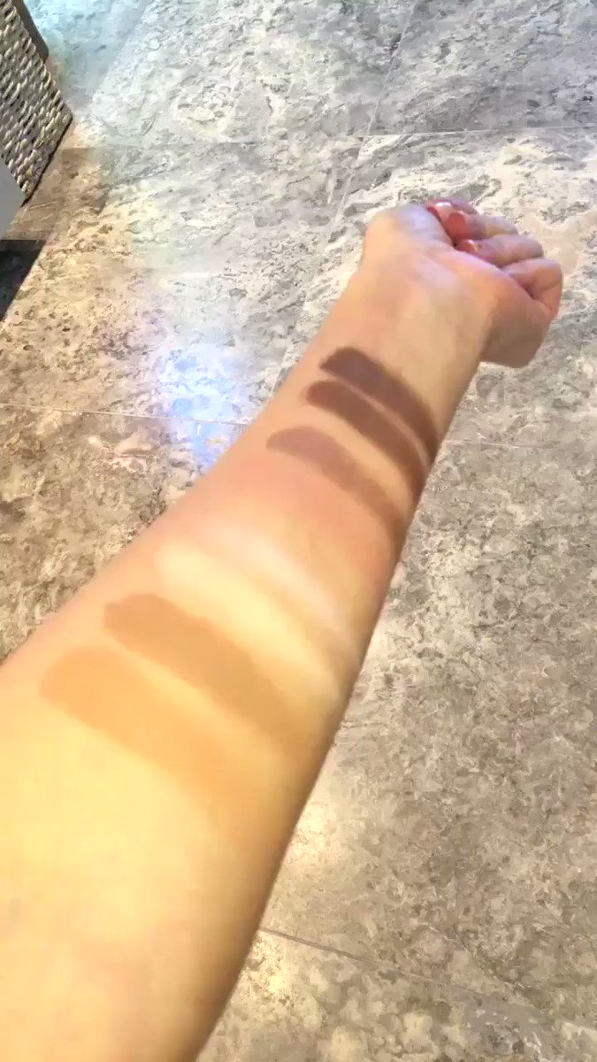 My powder contour & highlight kits are back in stock now on https://t.co/PoBZ3bhjs8 https://t.co/mg14zVtaiK