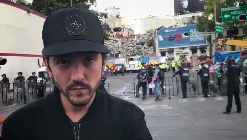Let's help the people in Mexico that lost everything after the earthquake. Donate!! https://t.co/N2m9efngfi https://t.co/vBIduqAD4q