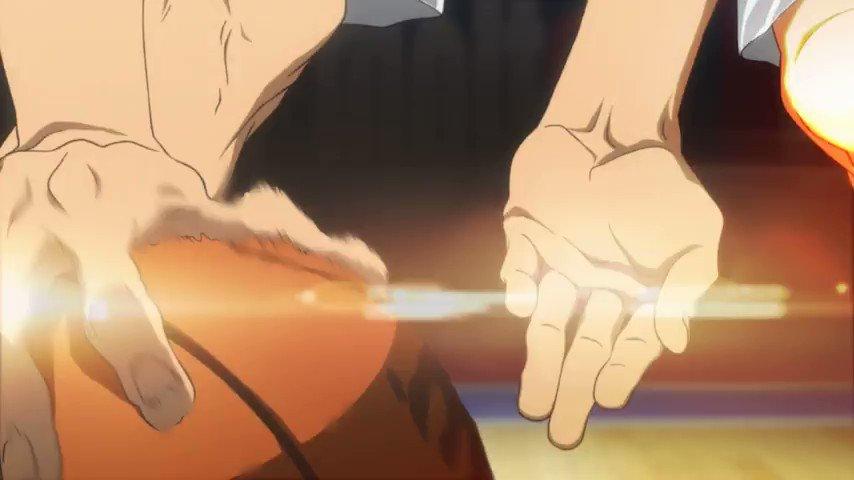 Key Animation: Kazuto Nakazawa (中澤 一登)Anime: Kuroko no Baske