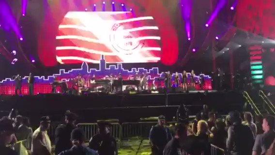 Thanks for the shoutout last night Stevie Wonder!