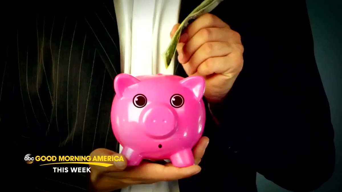 THIS WEEK on @GMA: How to do better with your money! https://t.co/l72M0PQ81a