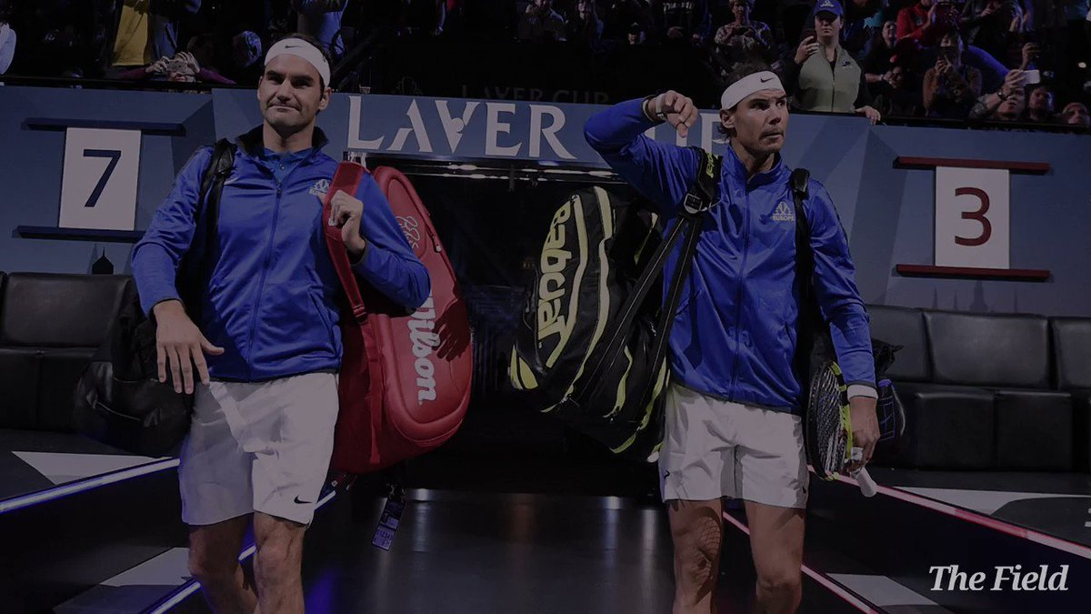 �� Laver Cup gave both Roger Federer and Rafa Nadal fans a lot of moments to cherish. #FedalUtd https://t.co/u0LIaR2PLe