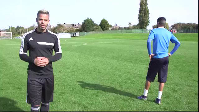 RT @TheF2: #TBT to this insane touch from @Mahrez22 😰😅😎 https://t.co/OZOjXkaGXa