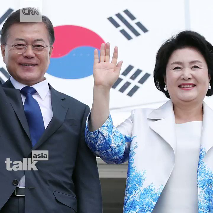 Take a glimpse at the remarkable life of South Korea's President Moon Jae-in in 90 seconds