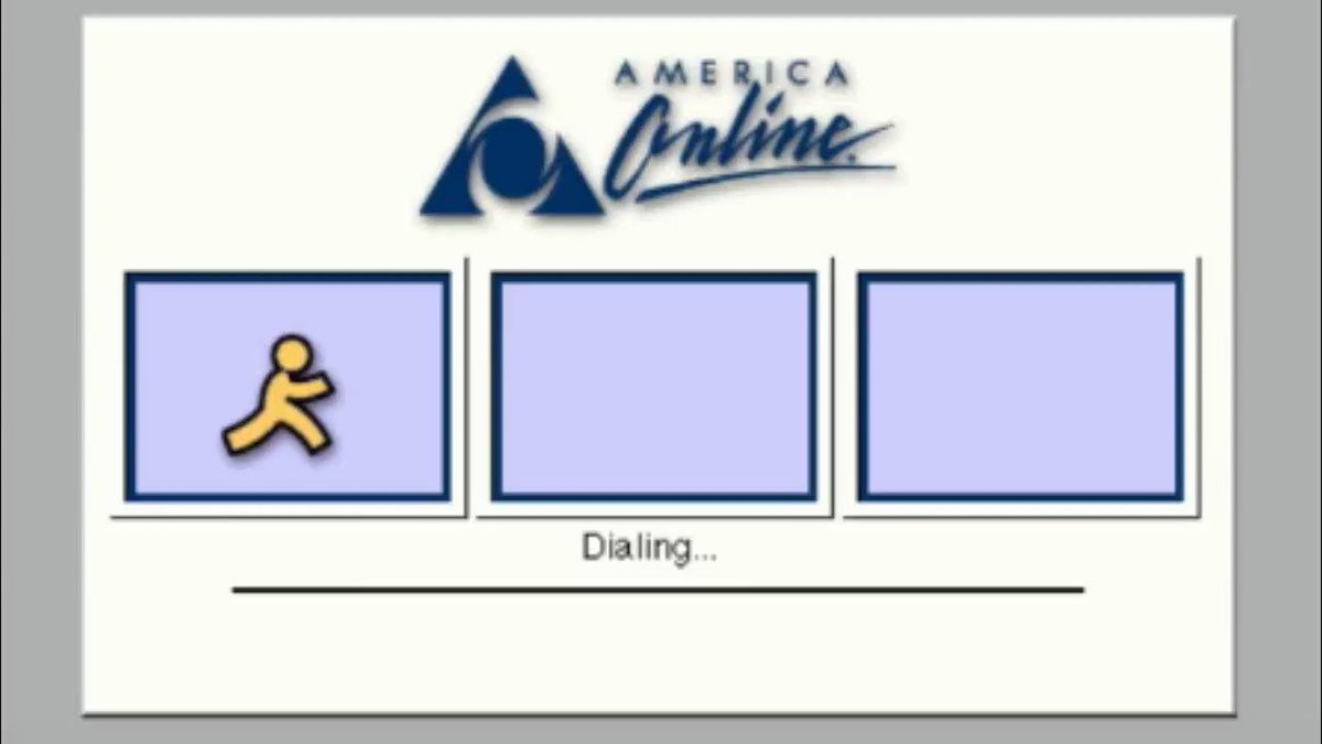 RT @MTV90sHouse: IT'S DIAL UP BABY! Who remembers the struggle? #90sHouse https://t.co/lIOFIr4zXS