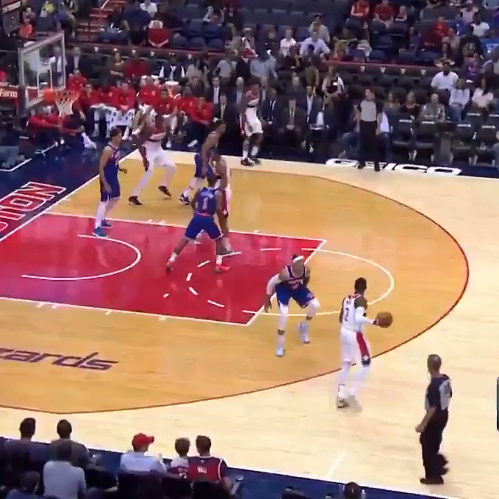 If you're guarding John Wall, don't blink. #SCtop10 https://t.co/StjA1gSsSf