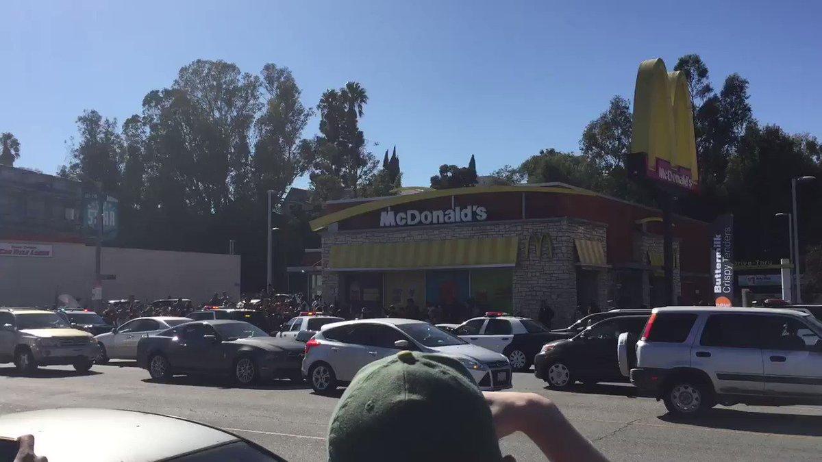 History will judge the LA #SzechuanSauce riot of 2017 https://t.co/TGXmKffVre