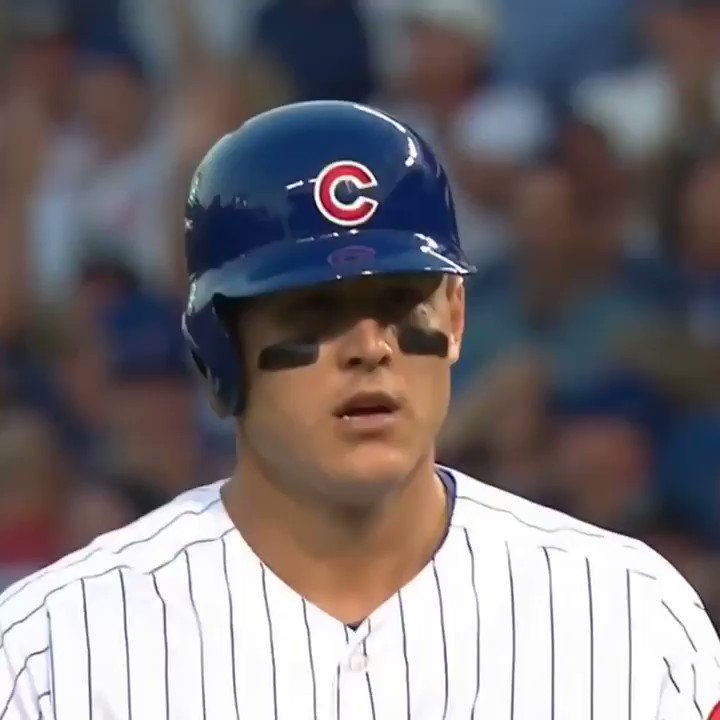 Fly the W.  Cubs take Game 3. https://t.co/Zki4cPHblz