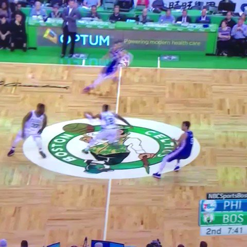 Semi Ojeleye trying something new to get into the Celtics' main rotation https://t.co/qp0RCmBDrc