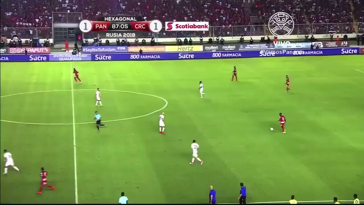 RT @PaseAlVacio: No es sólo fútbol... escuchen al narrador panameño https://t.co/ledhkpi6tG