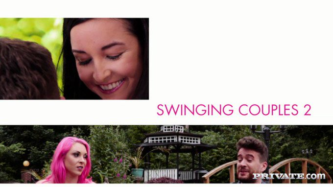 Swinging Couples 2, with @CleaGaultier @MishaMayfair @x_summers @LoupRival & @FrancysBELLE  https://t