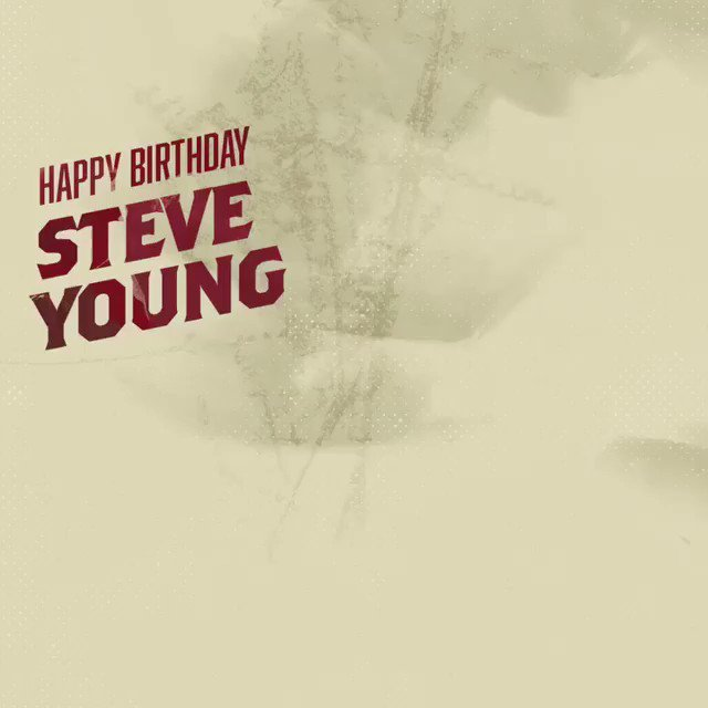 Happy birthday to the greatest left handed QB ever! Steve Young!!