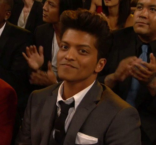 .@BrunoMars has themost #AMAs nominations this year with 8!