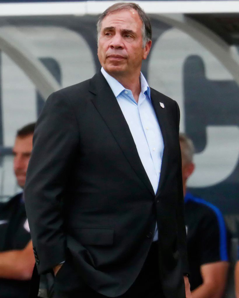 Breaking: Bruce Arena is out as head coach of the USMNT. https://t.co/KiTJ3wuoal