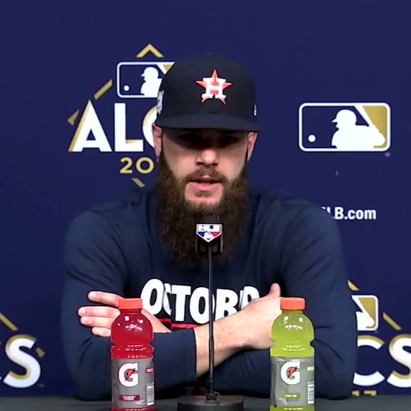 How does @astros ace Dallas Keuchel stay calm & focused? https://t.co/2iot3zZQWD