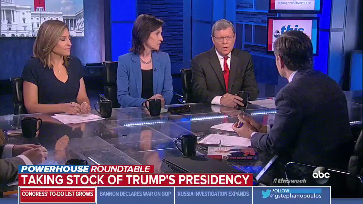 """Conservative commentator Charlie Sykes says GOP needs to stop """"enabling"""" Pres. Trump."""