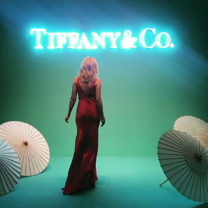So happy to be in Tokyo performing for @tiffanyandco ✨???? https://t.co/QUKCUcgdH0