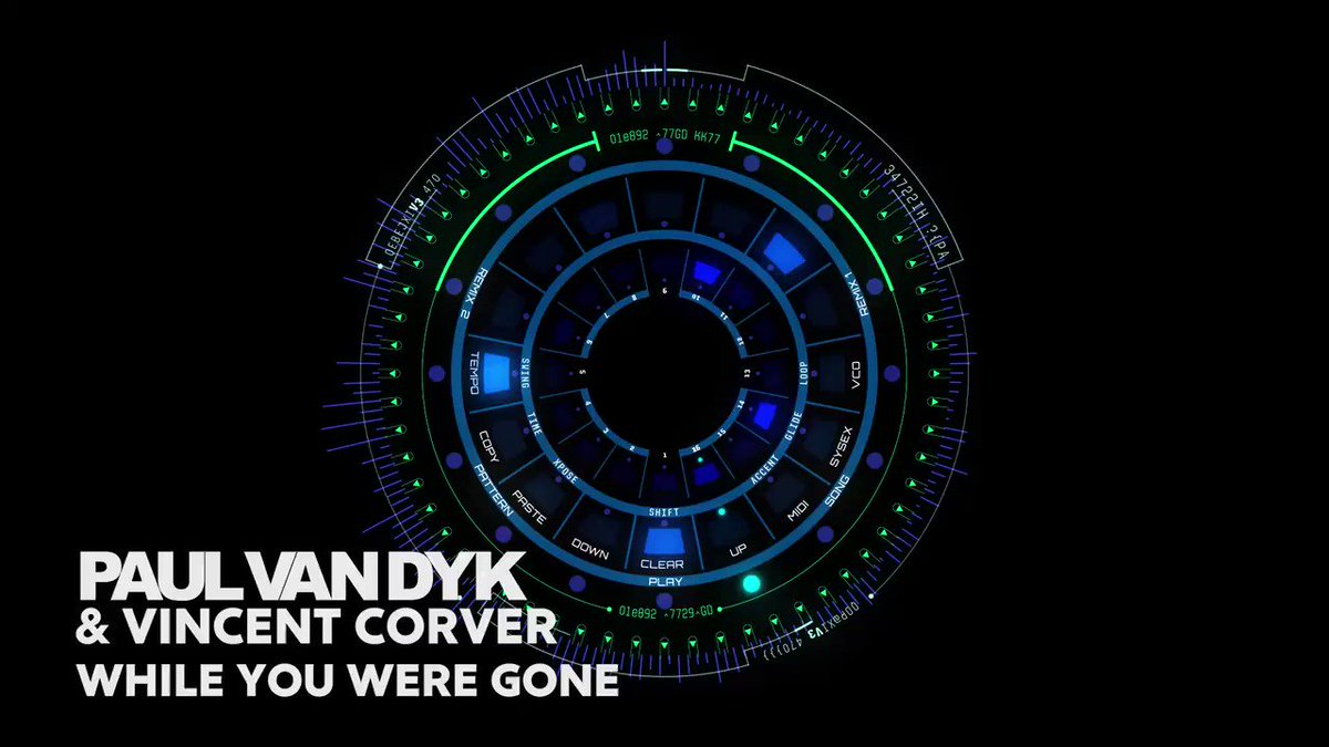 While You Where Gone by @PAULVANDYK & @vincentcorver  #FromThenOn https://t.co/GrKJG0LywG https://t.co/JuFYMz9cft