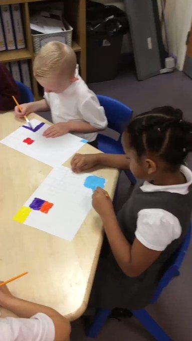 RT @misspotterskidz: Practising our art skills 🎨 https://t.co/U0wFNfmhoL