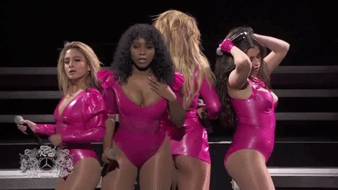Fifth Harmony's 'He Like That' performance at TIDAL X benefit concert was straight �� https://t.co/Xe8nhLMrPP https://t.co/3Zy3ZV7ARx