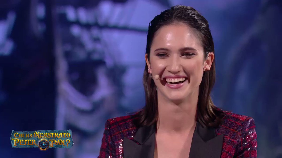 RT @PeterpanSocial: Duetto con @lodocomello! 😍🎶  #ChiHaIncastratoPeterPan https://t.co/8gDe2qkU0g