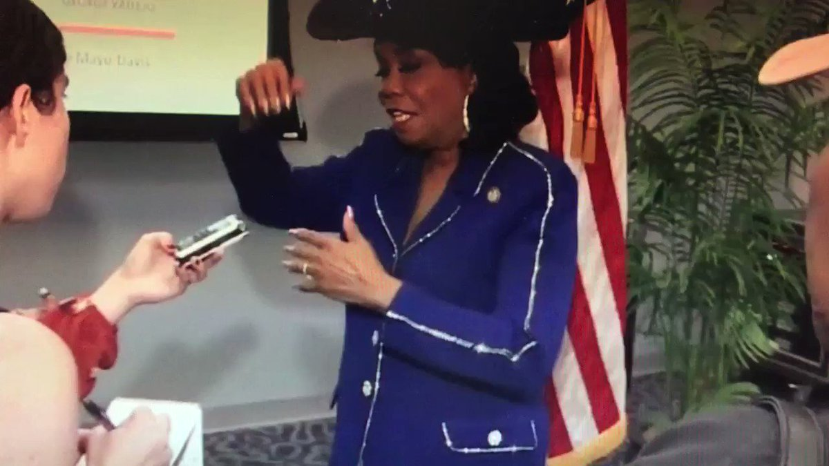 Rep. Frederica Wilson: Kelly l frederica wilson