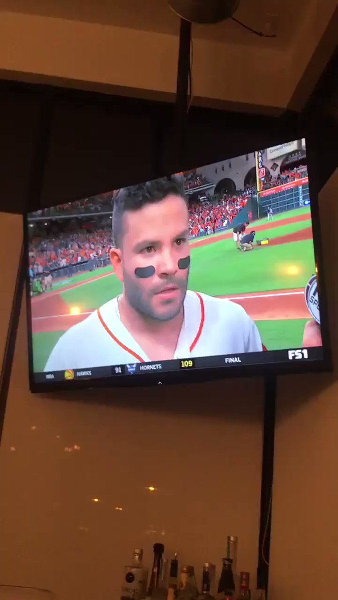 I literally love you too @JoseAltuve27 ❤️ https://t.co/XubuTnb2w2