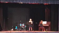 This is my BFF's @marycmccormack daughter Rose singing Let it Be. This will brighten your day. https://t.co/qQn7xBQodG
