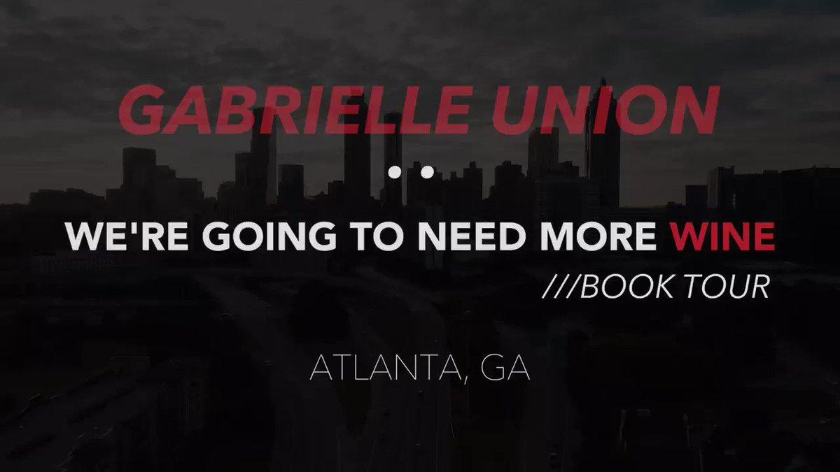 Meanwhile, last night in Atlanta…. #WereGonnaNeedMoreWine https://t.co/JgV6aMvCU1