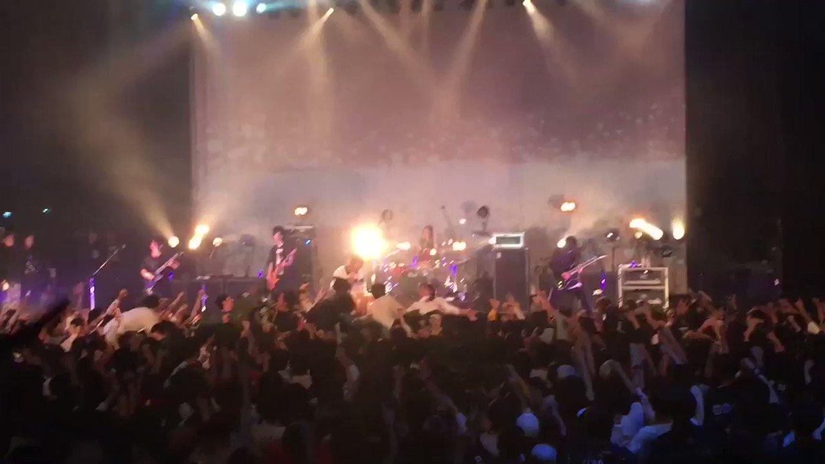 RT @mk4324core: Ryoさんハードコアすぎた  #CL #CrystalLake  #TNF https://t.co/O3l9VH1i2u
