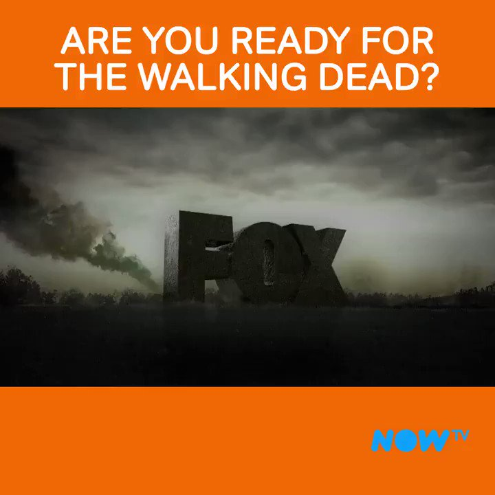 Get 25% off Now TV with the Walking Dead now streaming! Shop Now - https://t.co/aAid4Oiwa4 https://t.co/OnBHqofG6t