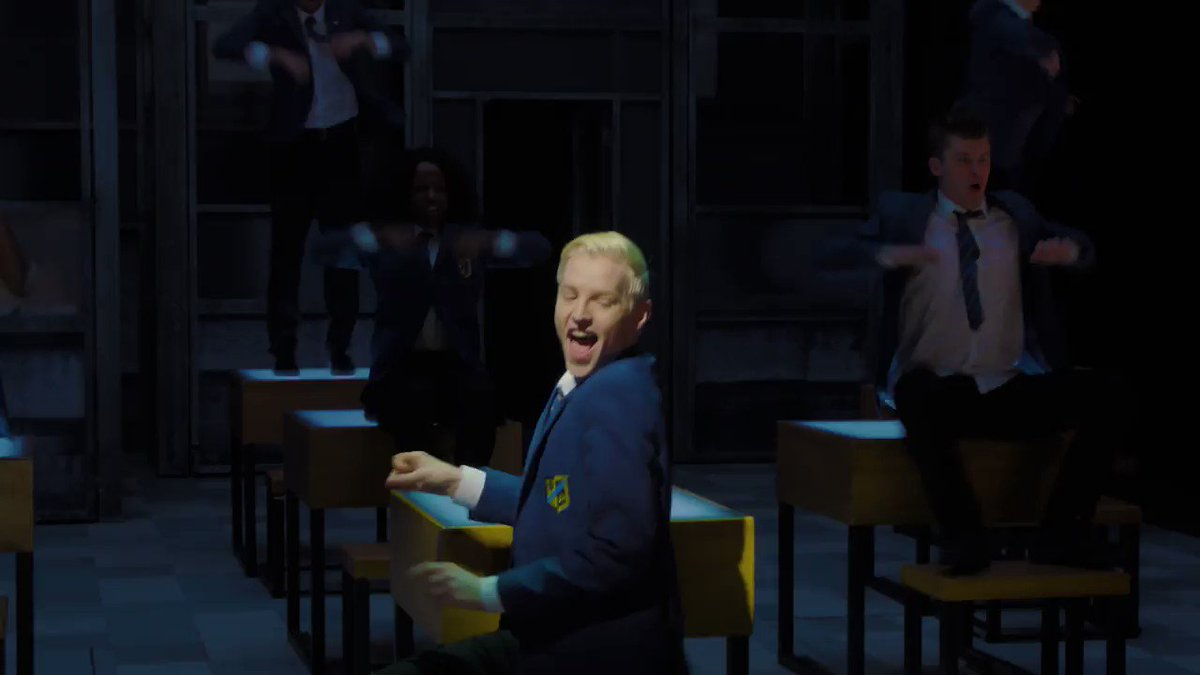 Not long to go until Everybody's Talking About Jamie opens in the West End! - https://t.co/MyjQQM6nxF https://t.co/LVbnzMh5N3